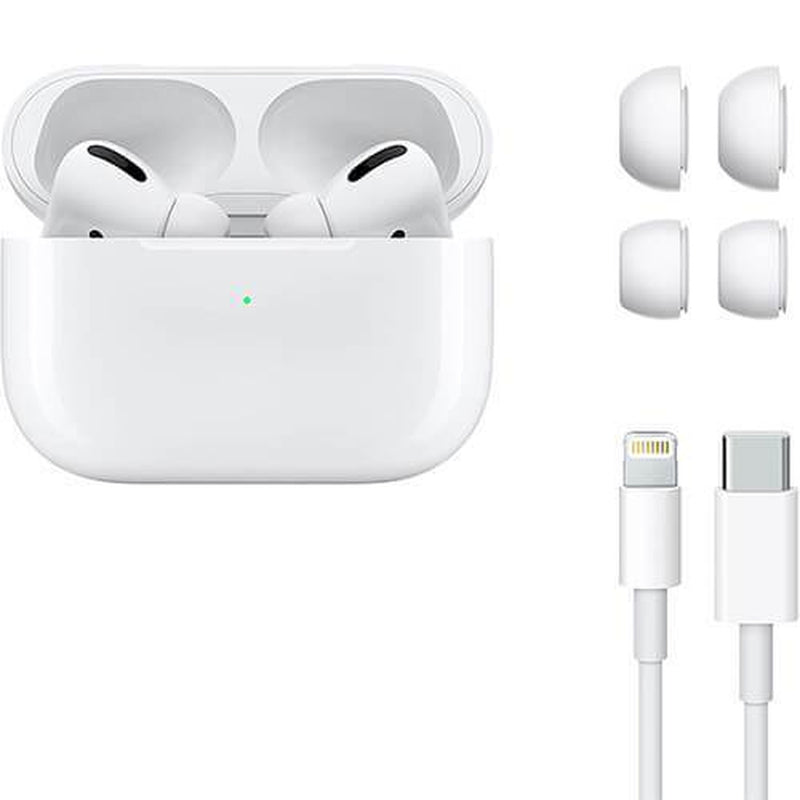 Apple Airpods Pro - Met Active Noise Cancelling - Phonely