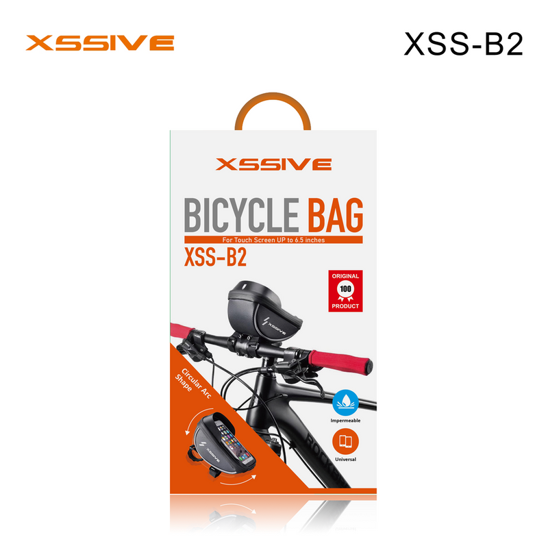 Xssive Bicycle Bag XSS-B2 - Phonely