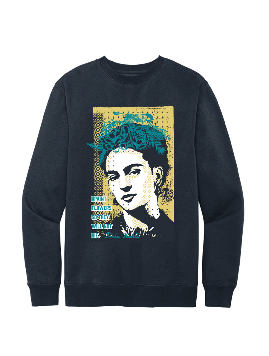 Heavy Jeens Frida · Dukes Crewneck Sweater