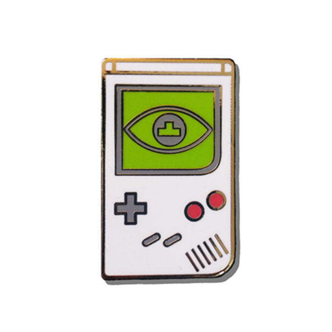 Game Pal Enamel Pin