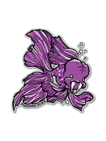 Fish Stick(er) · Vinyl Sticker