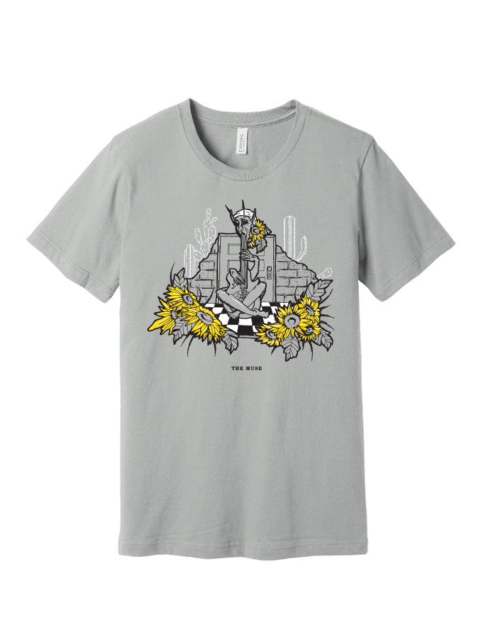 Brittany Resch - The Muse Silver Tee