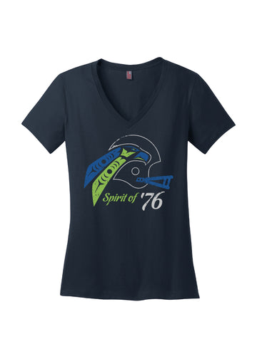 Hawks Spirit of '76 · Ladies Tee