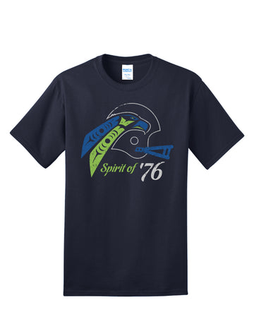 Hawks Spirit of '76 · Dukes Tee