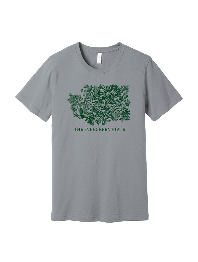Melanie Peterson Evergreen State Dukes Tee