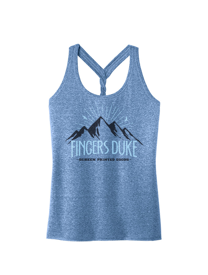 Melanie Peterson - FD Mountains - Ladies Tank