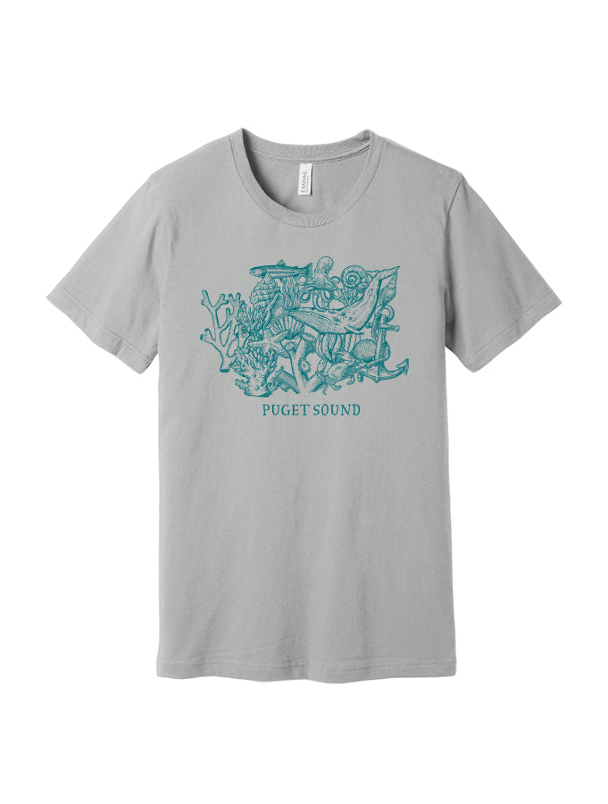 Melanie Peterson Puget Sound Dukes Tee