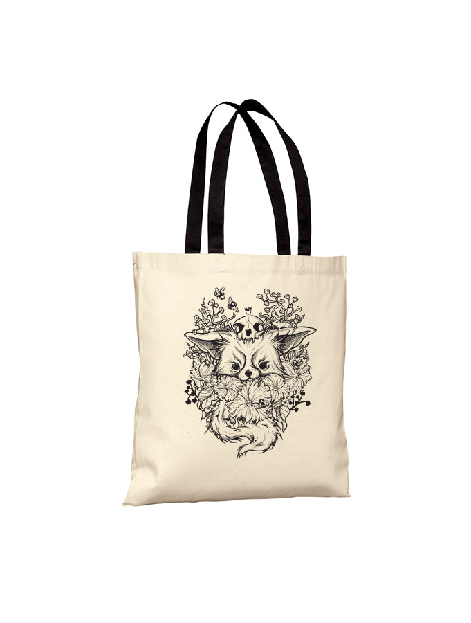 Nicole Thompson Forest Fox Ladies Tote