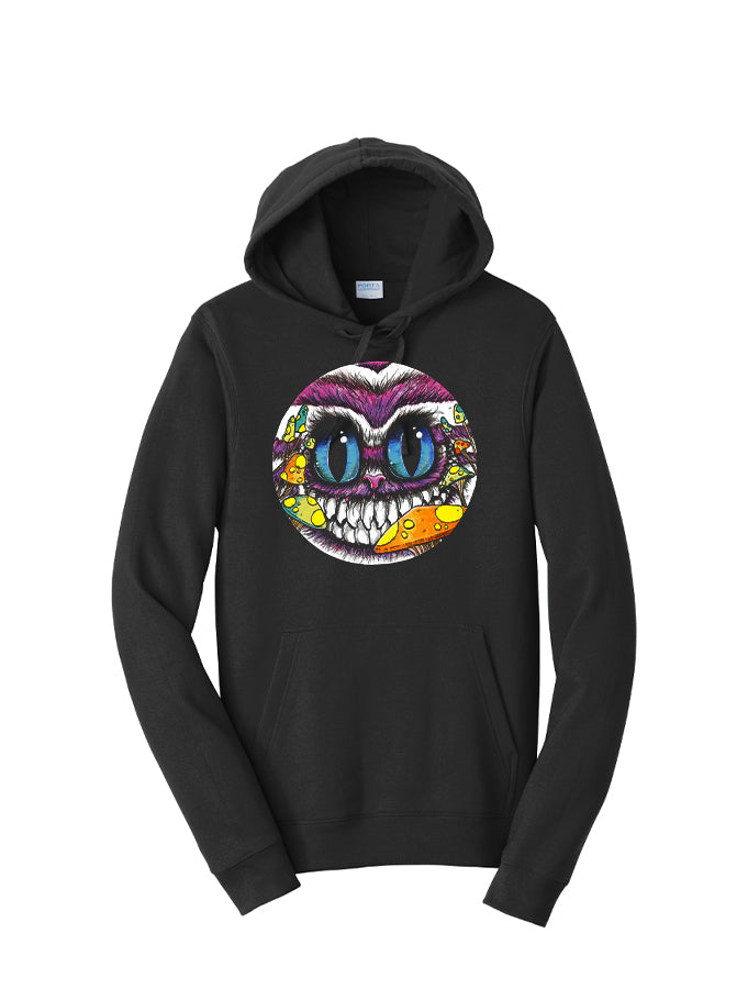 Cheshire Cat • Pullover Hoodie