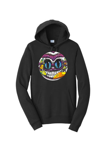 Cheshire Cat · Pullover Hoodie