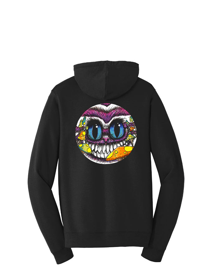 Cheshire Cat • Zip-up Hoodie