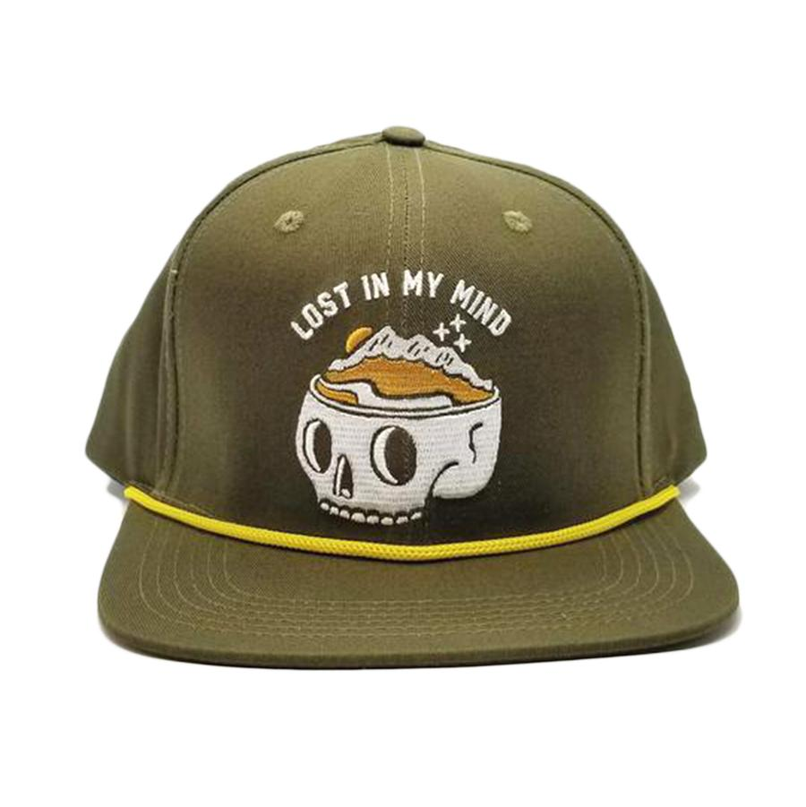NWTD Lost in My Mind Snapback Hat