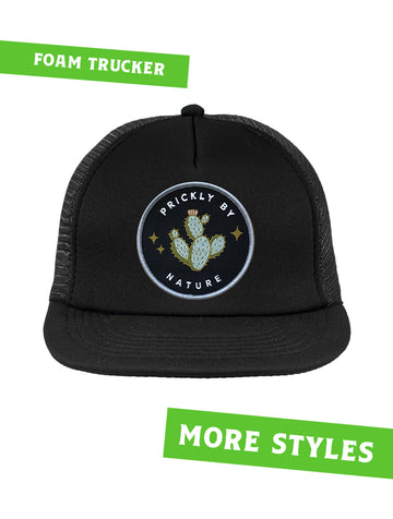 Prickly By Nature  · Hat