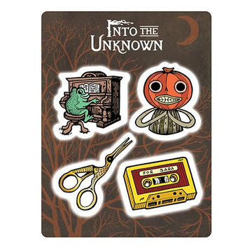 Into the Unknown · Sticker Sheet