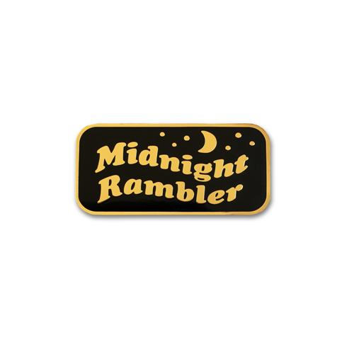 Midnight Rambler • Enamel Pin