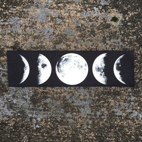 Moon Phases • Canvas Patch