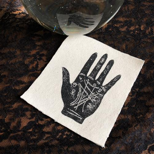 Palm Reading • Canvas Patch