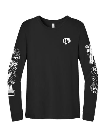 Momento Mori · Dukes Long Sleeve T-Shirt