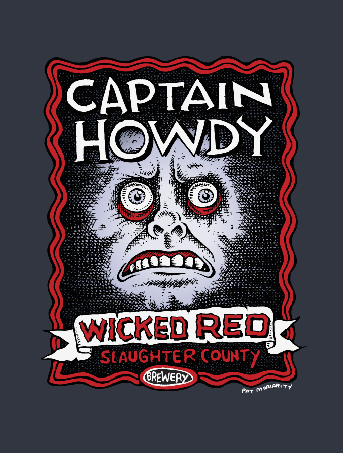 SCBC Captain Howdy • Ladies Tanks