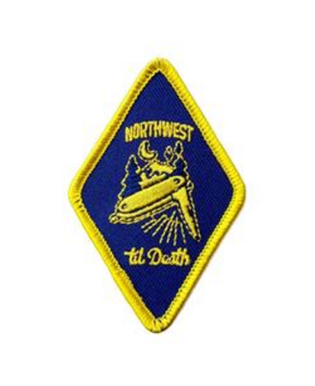 NWTD Pocket Knife Patch