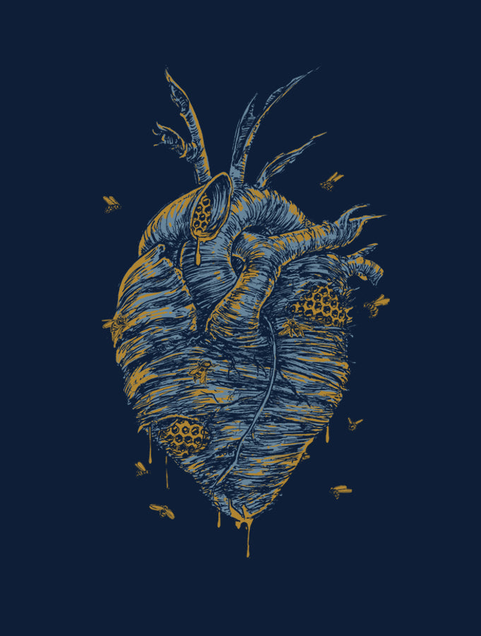 You'll Bee In My Heart · Dukes Tee