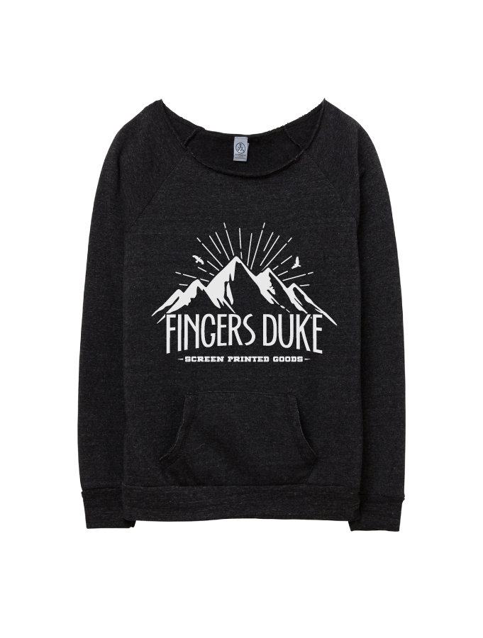 FD Mountain · Ladies Maniac Sweatshirt