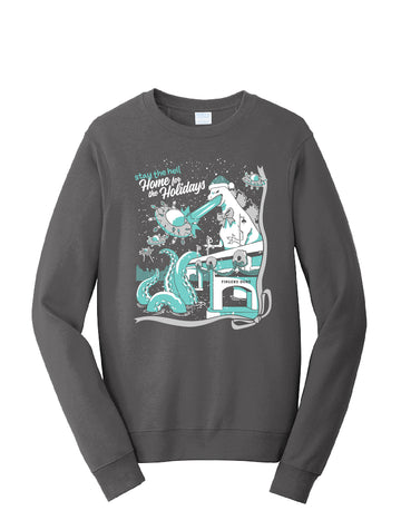 FD Holiday Calamity Sweater