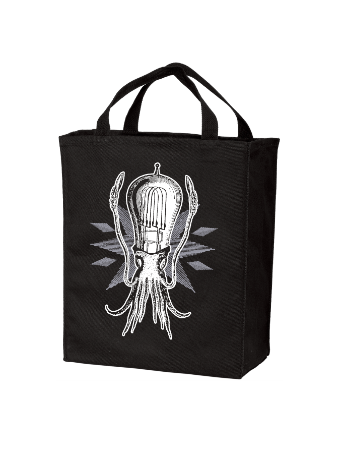 Squidbulb • Canvas Tote