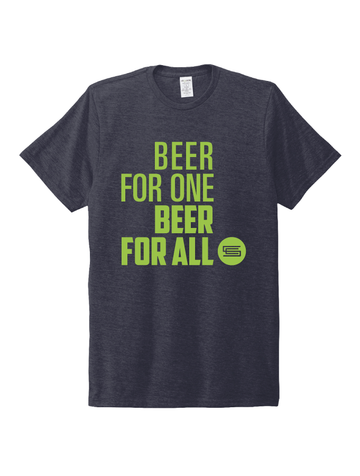 Beer 4 One · Dukes Tee