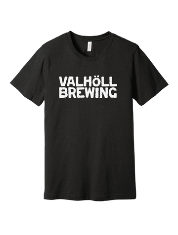Valhöll Brewing · Black Heather Tee