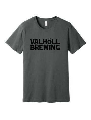 Valhöll Brewing · Deep Heather Tee
