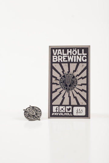 Valhöll Brewing · Enamel Pin