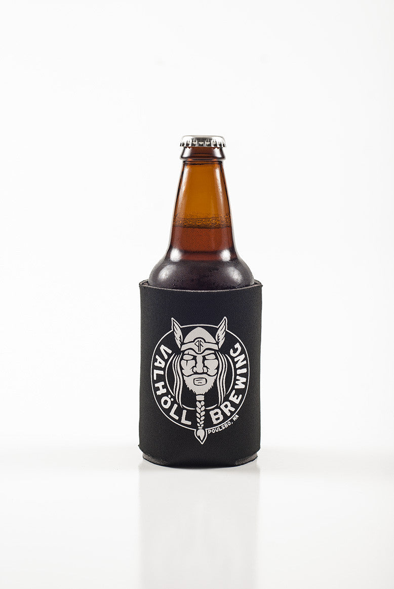 Valholl Brewing Can Coozie