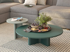 Colorful and Joyful Coffee Table and Side Table