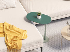 FL.OW Colored Side Table