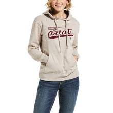 Load image into Gallery viewer, Real Varsity Logo Hoodie