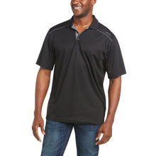 Load image into Gallery viewer, Ariat TEK 2.0 Polo - Black