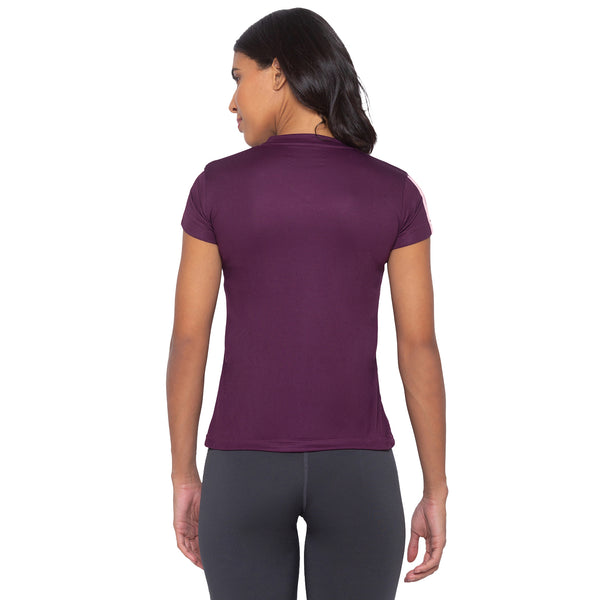 Black Panther Women's Actifit Tshirts ( ECO 4100 )