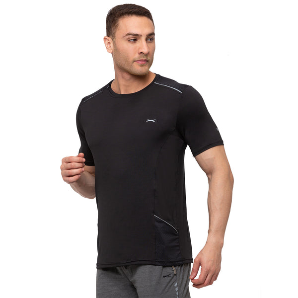 Black Panther Mens Body Fit T-Shirt [PRO 1300]