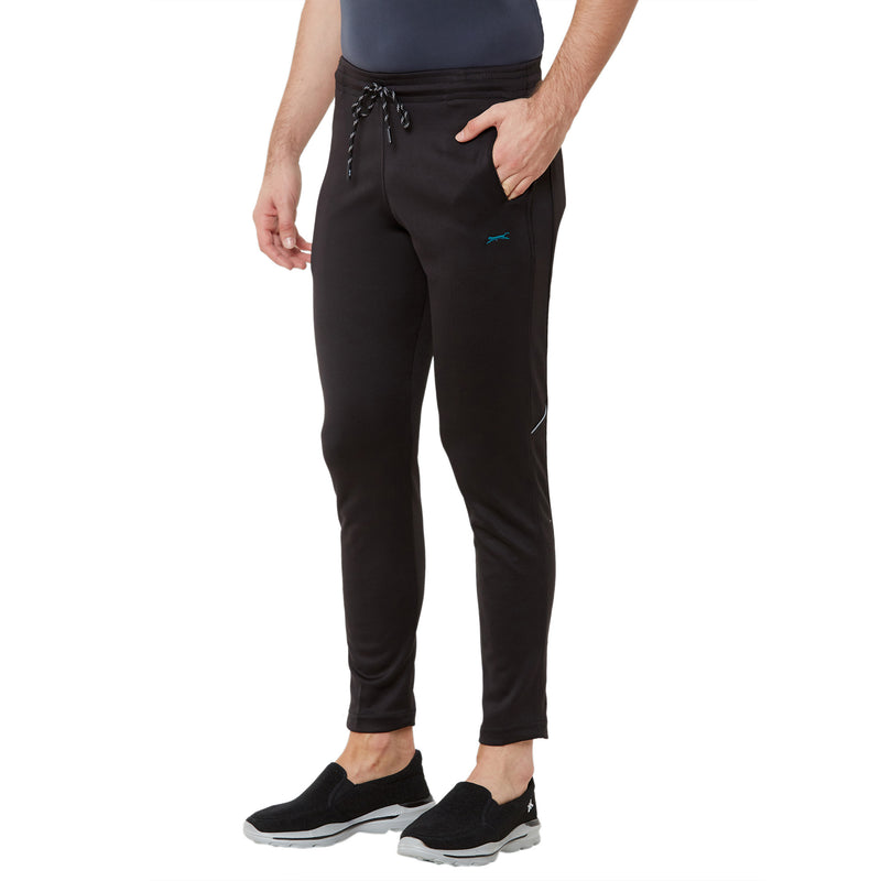 Black Panther Mens Slim Fit Track Pants [2080012LX]