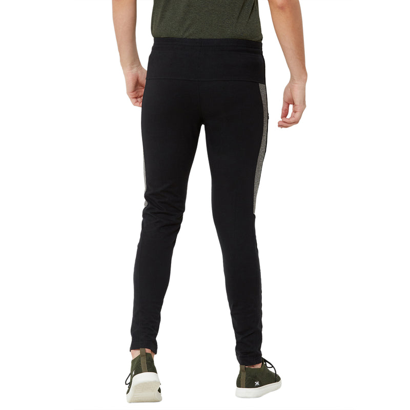 Black Panther Mens Slim Fit Track Pants [20007LX]