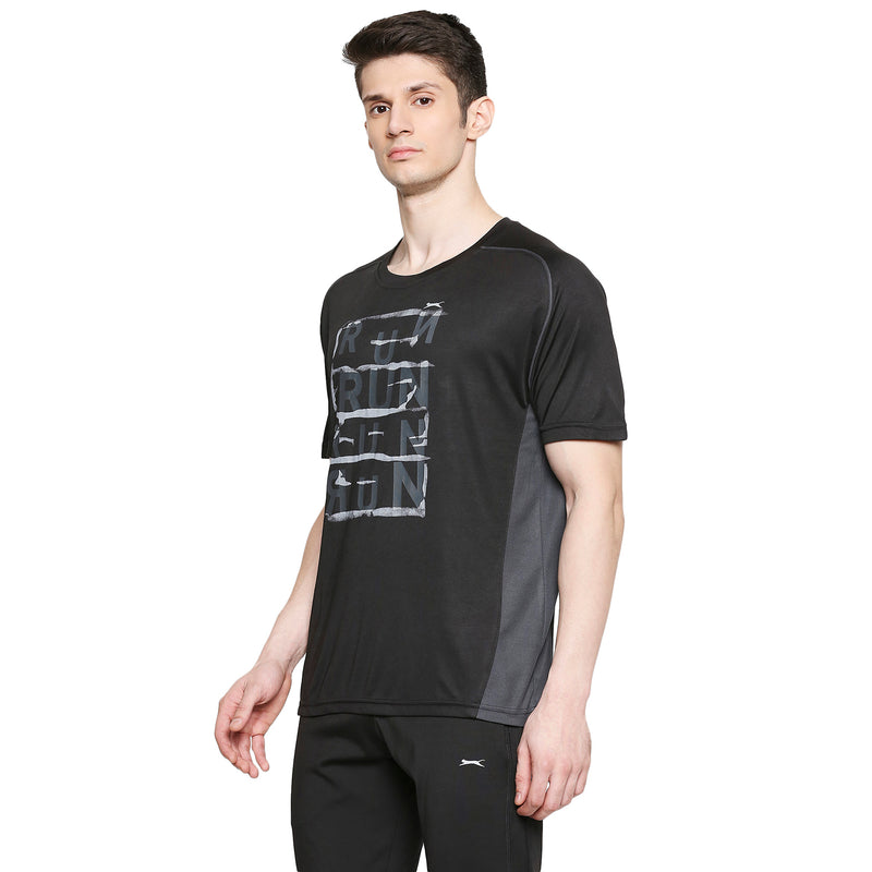 Black Panther Mens T-Shirt [Eco 10106]