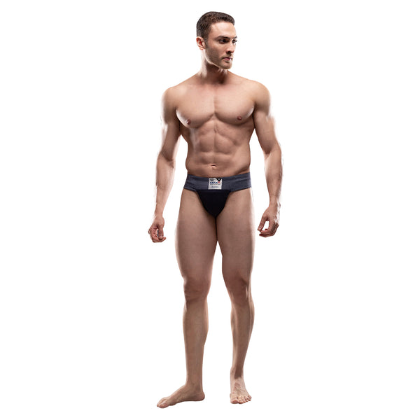 Black Panther Maxx Brief Supporter Twin Pack Black [2 PCS]