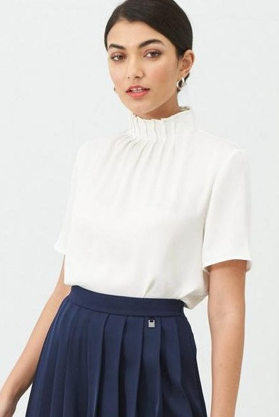 Ted Baker Luniaa Top - White