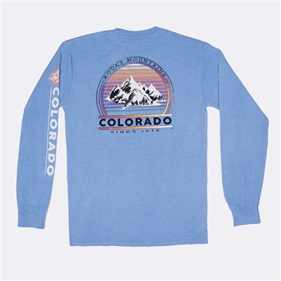 Longsleeve CO Horizon Mtn