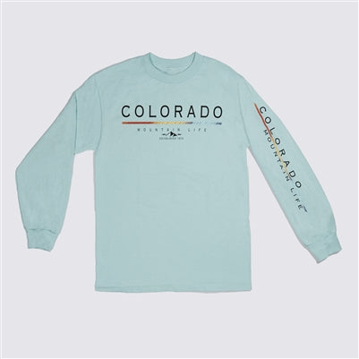Longsleeve Colorado Indicator