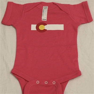 Infant Flag Onesie