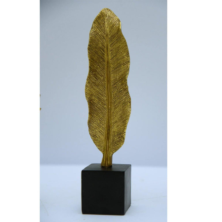 Decorative Antique Terz Leaf