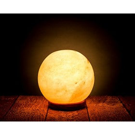Himalayan Salt Ball Shape Lamp USB