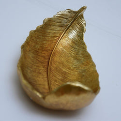 Decorative Antique Leaf